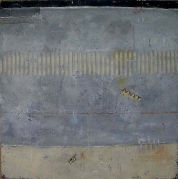 Things 2 (sold), 36 x 36,